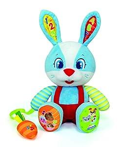 Clementoni - Valentín, el conejo parlanchín (55320)