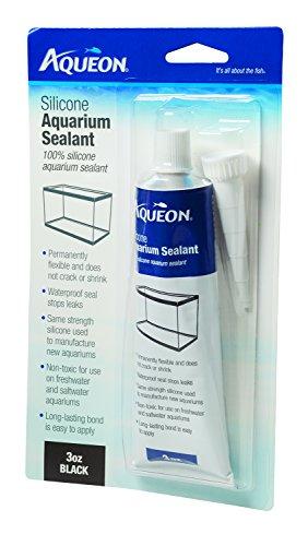 all-glass-aquarium-aag65004-silicone-black-sealant-3-oz-tube