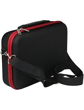ZEEY Hard Storage Case Schultertasche für Papagei Minidrone Mambo Flypad Edition Drone und Fernbedienung