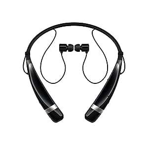 TRENIXX Wireless Bluetooth Headset Black for iBerry Auxus Nuclea N1