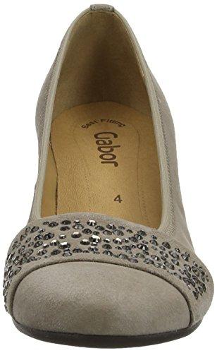 Gabor Shoes - Gabor, Scarpe con tacco  da donna Beige Suede