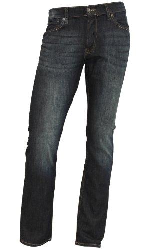 Preisvergleich Produktbild OTTO KERN Premium Jeans Ray, nachtblau, Slim-Fit in 42/34