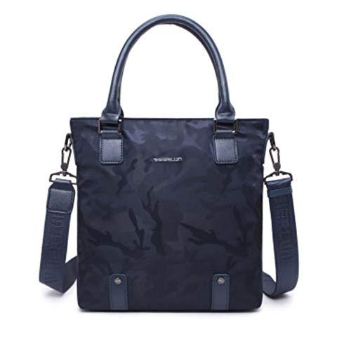 AJCAW Lässige Umhängetasche Oxford Cloth Stiletto Bag Handtasche 29 x 28 x 6 cm Oxford Stiletto