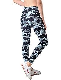 Queenie Ke Women Power Stretch Plus Size High Waist Yoga Pants Running Tights