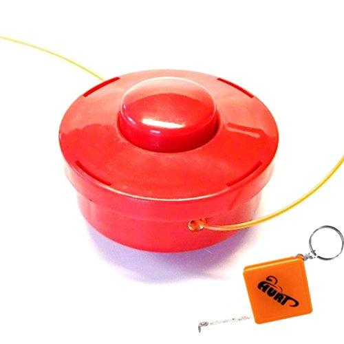 HURI Fadenkopf Fadenspule passend für Motorsense Rotfuchs, Tarus BC52, BC520