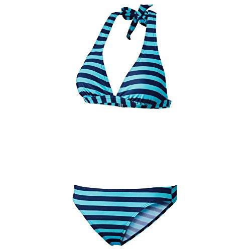 Stuf MIRA-L Da. Bikini, Neckholder Größe 44 türkis