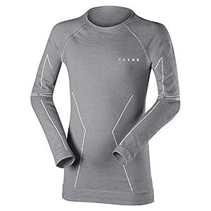 FALKE Mädchen Wool-tech Longsleeved Shirt Kids Sportunterwäsche