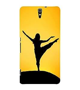 ifasho Designer Back Case Cover for Sony Xperia C5 Ultra Dual :: Sony Xperia C5 E5533 E5563 (Yoga Budapest Hungary Yoga Nidra Swami Satyananda Saraswati)