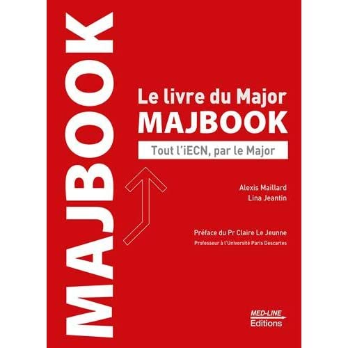 MAJBOOK. Le livre du Major : Tout l'iECN par le Major