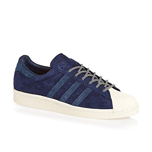 Uomo scarpa sportiva, colore Blu , marca ADIDAS ORIGINALS, modello Uomo Scarpa Sportiva ADIDAS ORIGINALS SUPERSTAR 80s Blu Blu