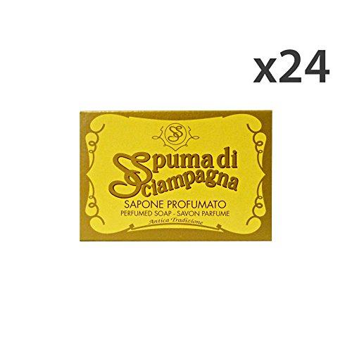 Lot 24 SPUMA de sciampagna Savon Antique Tradition les savons et cosmétiques
