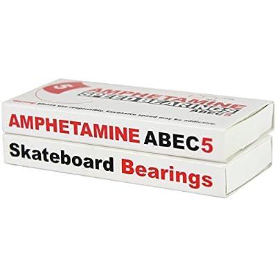 Amphetamine Bearings ABEC 5Kugellager verpackt (16Stück)