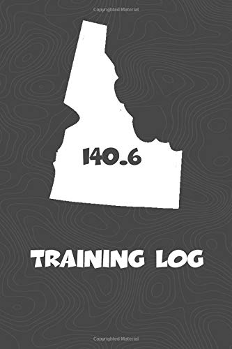 Training Log: Idaho Training Log for tracking and monitoring your training and progress towards your fitness goals. A great triathlon resource for any ... bikers will love this way to track goals!