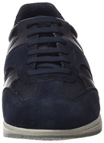 Geox Herren U Avery A Sneaker Blau (navy)