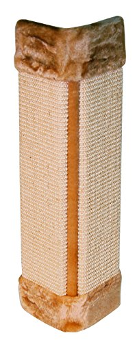 Kerbl Sisal Kratzbrett für Zimmerecken ca. 49 x 23 cm