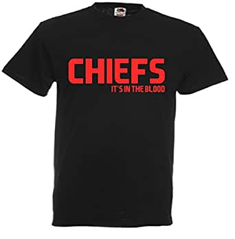 Chiefs It 39 S In The Blood Kansas City Nfl American Football