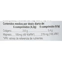 Colágeno con magnesio Ana Maria Lajusticia - 900 comprimidos
