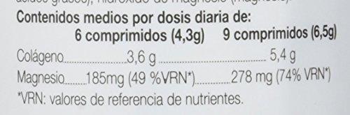 Ana Maria Lajusticia - Colágeno con magnesio - 900 comprimidos articulaciones fuertes y...