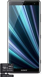 Sony Xperia XZ3 Smartphone débloqué 4G (Ecran : 6 pouces - 64 Go - Double SIM - Android 9.0) Noir + Carte mémoire 64 Go offerte [Exclusivité Amazon] - Version française (B07HBBDJLF) | Amazon price tracker / tracking, Amazon price history charts, Amazon price watches, Amazon price drop alerts