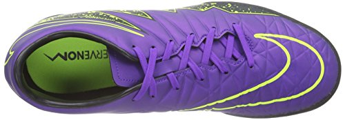 Nike Hypervenom Phelon Ii Tf Herren Fußballschuhe Violett (Hyper Grape/Hypr Grape-Blk-Vlt 550)