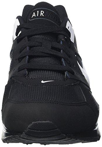 Nike Herren Air Max Ivo Laufschuhe Negro / Blanco / Negro (Black / White-Black)