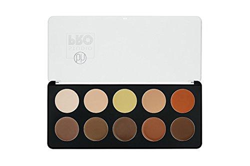 Studio Pro Cream Contour Palette von BH Cosmetics