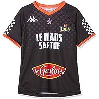 MSB Le MANS - Camiseta de Baloncesto Oficial para niño 2018-2019