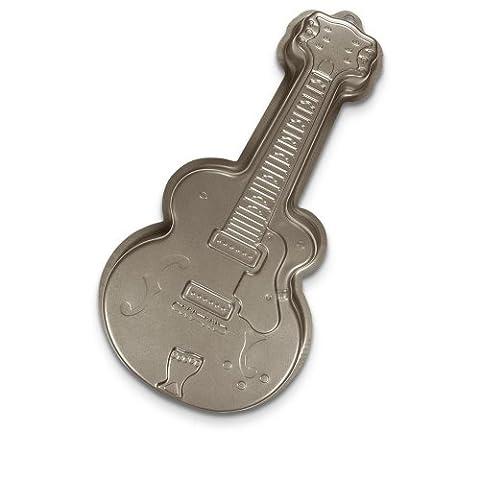 Städter 610057 Backform Gitarre, 40 cm, Antihaft