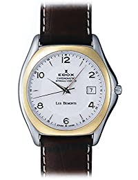 Edox Les Bémonts Automatic Chronometer relojes hombre 80047-318-AAD