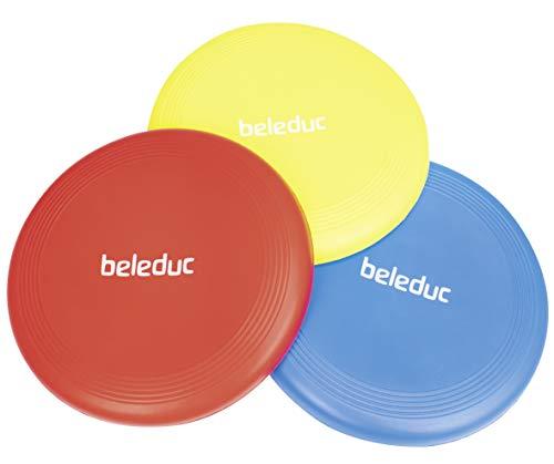 Beleduc 67100 - Juguete Deportivo, Color Rojo, Amarillo y Azul