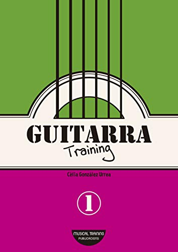 Guitarra training 1 (Catalan Edition) eBook: Cèlia González Urrea ...