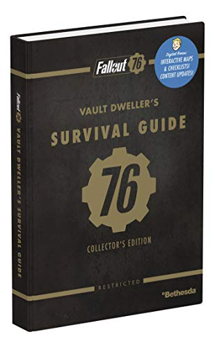 Fallout 76: Official Collector's Edition Guide por David Hodgson