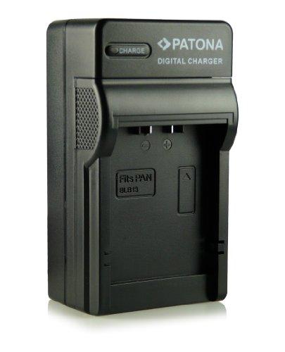 3in1 Ladegerät · 100% kompatibel mit DMW-BLB13 / DMW-BLB13E Akkus für Panasonic...