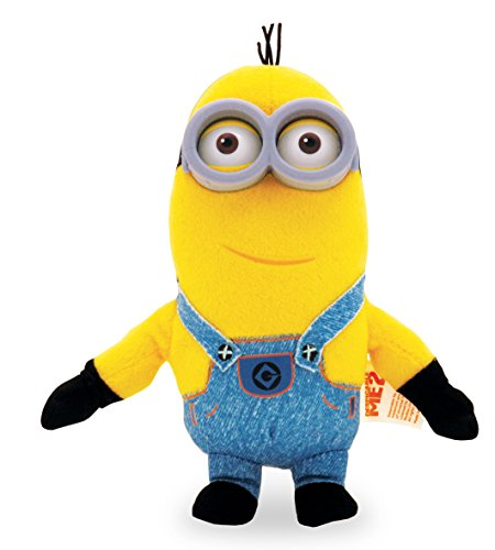 Minion Tim / Kevin Plush - Despicable Me 2 - 16cm 6""