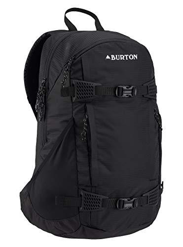 Burton 15286104020, zaino unisex – adulto, true nero ripstop, taglia unica
