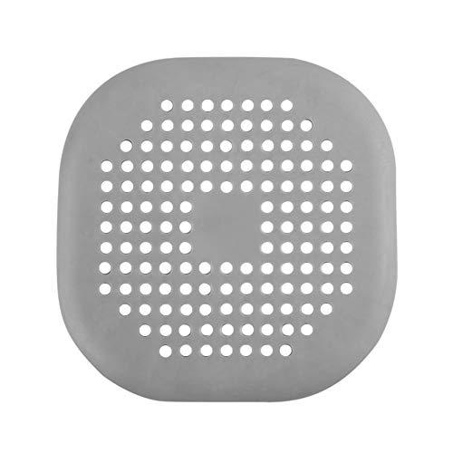 gew/ölbter Bodenfilter Abflusssieb f/ür Waschbecken Abflussschutz St/öpsel f/ür K/üche Badezimmer Abflussstopfen Free Size Green-small Dusche Silikon