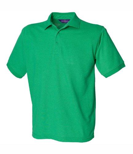 HenburyHerren Poloshirt Grün - Kelly