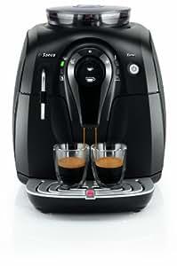 Saeco RI9743/11 Kaffeevollautomat XSMALL schwarz