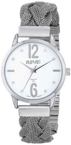 August Steiner AS8092WT - Reloj para mujeres