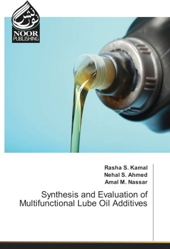 Synthesis and Evaluation of Multifunctional Lube Oil Additives