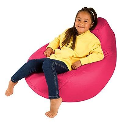 PACK OF 2 Kids Hi-BagZ® - Kids Bean Bag Gaming Chair - Childrens Beanbag (Water Resistant)