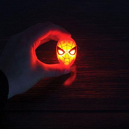 Paladone paladonegifpal205Abysse Marvel Comics Spiderman LED Taschenlampe Schlüsselanhäng Preisvergleich