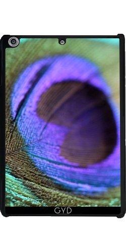 DesignedByIndependentArtists Hülle für Apple Ipad Mini Retina 2/3 - Pfau Vogelfeder Tier by ()