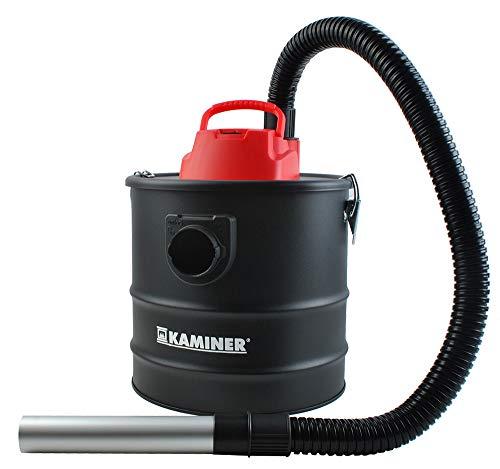 Aschesauger Elektrisch 18l 1200W Kaminofen Grill 2 Filtersystem HEPA 6316