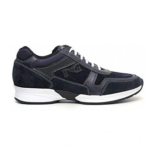 Sneaker Uomo Blu A503740U-200 - Nero Giardini , 42