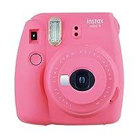 Instax Mini 9 Fla Pink Fujifilm, Pembe