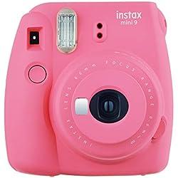 Fujifilm Instax Mini 9 Kamera flamingo rosa Fujifilm Instax Mini 9 Kamera