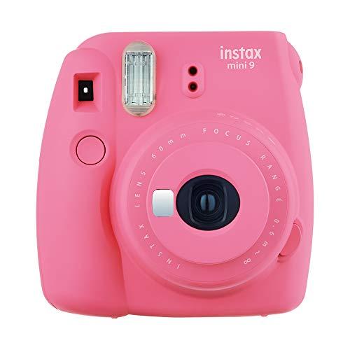 Fujifilm Instax Mini 9 - Color rosa, es una de las mejores cámaras y más vendidas en Internet.