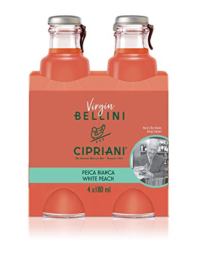 Cipriani Virgin Bellini - 12 cluster da 4 x 180 ml