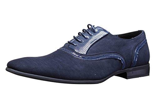 Goor - Chaussure Derbie 885 125 Marine Bleu